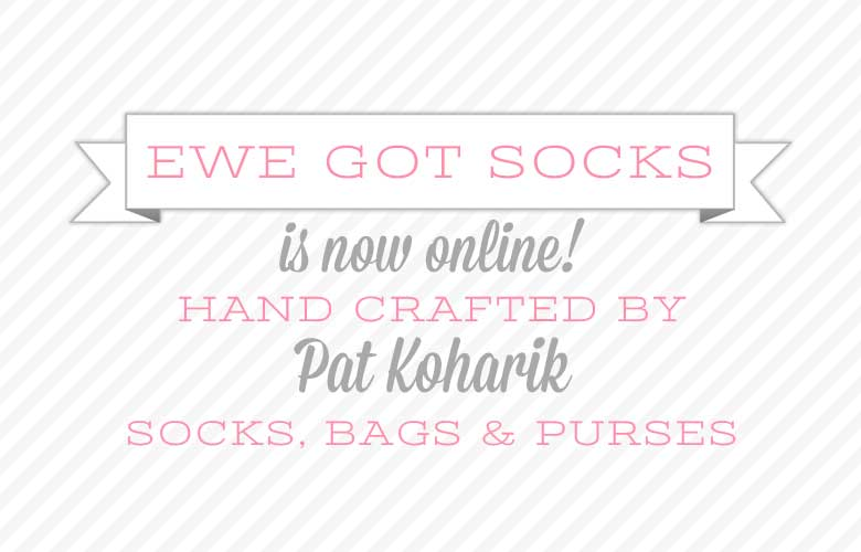 Ewe Got Socks is Now Online